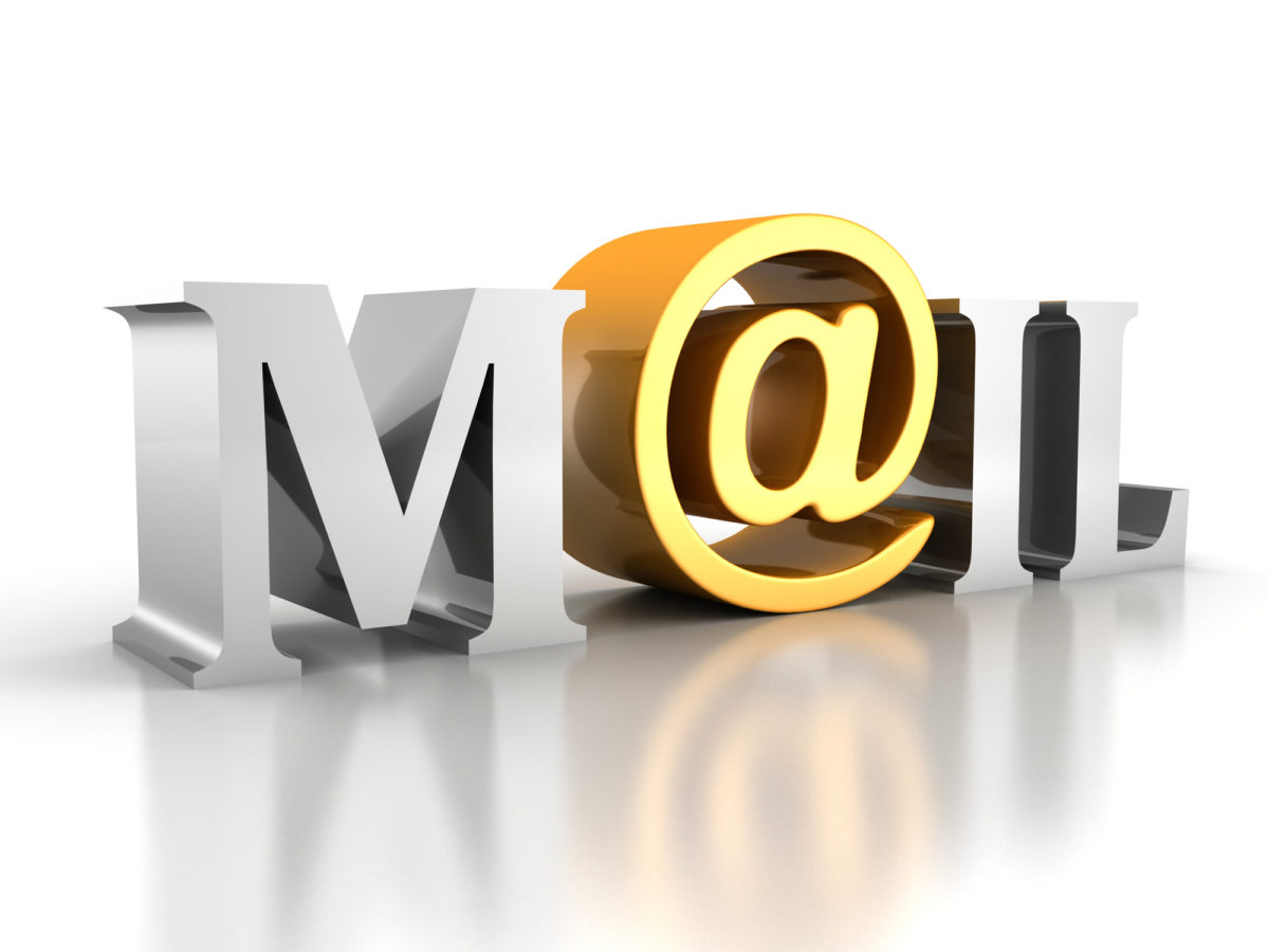E-Mail DSGVO Datenschutz