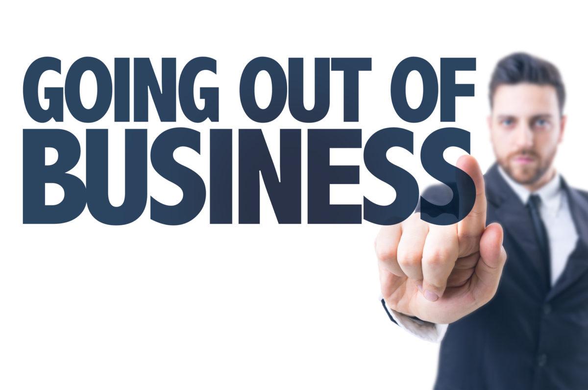 DSGVO Kleine Unternehmer Online-Handel geht offline