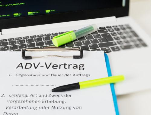 DSGVO – Auftragsdatenverarbeiter – Was Beachten – Richtiger Umgang