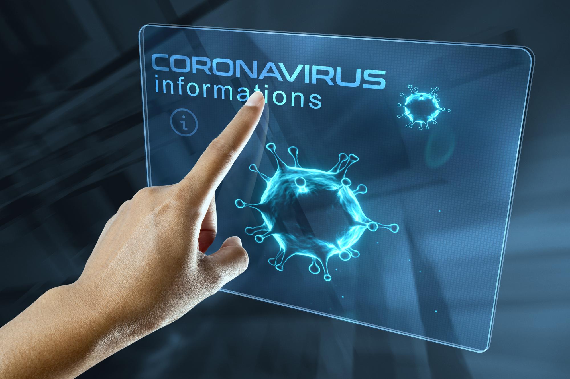 DSGVO Coronavirus Covid-19