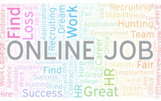 DSGVO Jobsuche Online