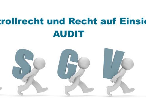 DSGVO – Welche Kontrollrechte bestehen zur Einsicht im Datenschutz-Tätigkeitsbericht in die Auftragsverarbeitung