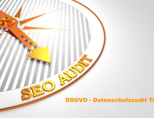 DSGVO – Datenschutzaudit – Teil 2: Wer führt durch und wie ?
