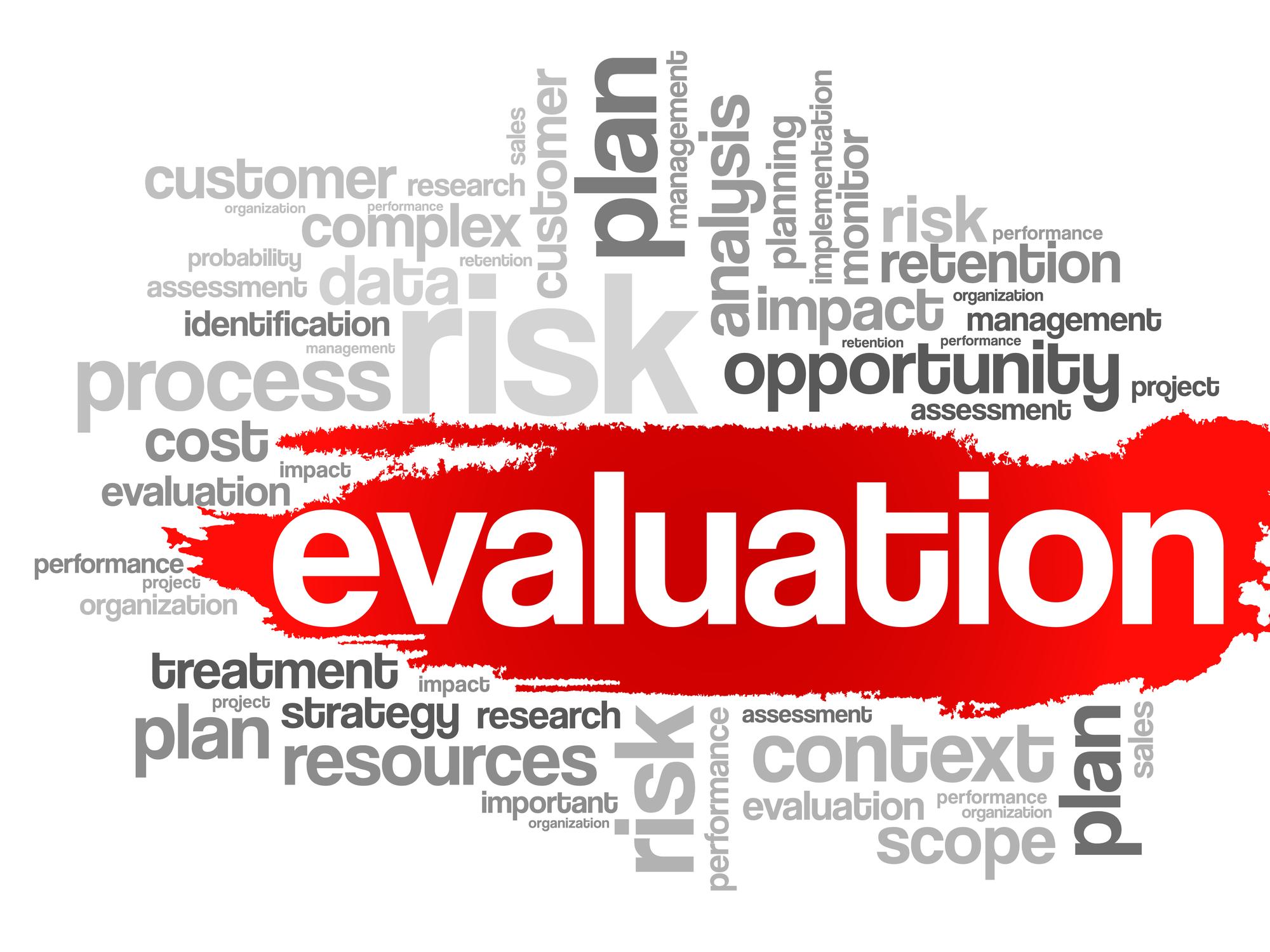 DSGVO Beurteilung Evaluation 1
